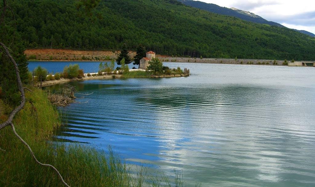 Αποτέλεσμα εικόνας για λιμνη δοξα φενεος