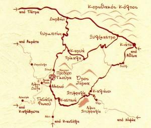 arhontiko-predari-map